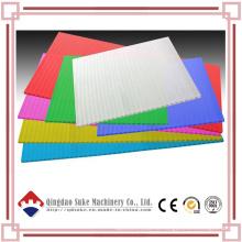 PC Sunshine Board-Plattenextrusionslinie Produktionslinie
