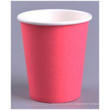 Copa individual de 7oz engrosamiento, vasos de papel publicitario de 200 ml