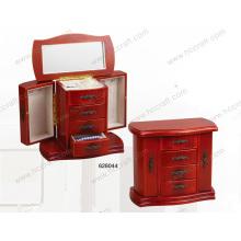 Nouvelle boîte à bijoux en bois pour bijoux