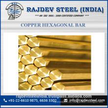Precio asequible y barra hexagonal de cobre de calidad super para la venta
