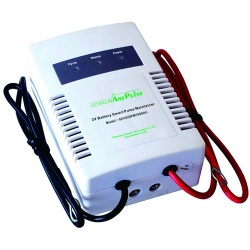 2V Telecom Base Site Battery Protect System