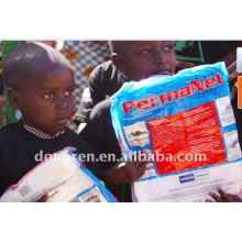 Insecticida Mosquito Net / LLIN Stardar para OMS / WHOPES