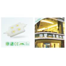 4 pcs SMD5050 módulo led para caixa de carta 5050 módulo led display led módulo