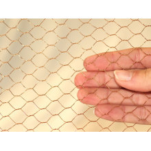 twill weave seperation brass wire mesh