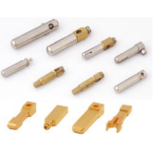 Cnc machining Brass plug pin components