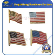 Insignia barata al por mayor de la bandera americana