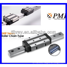 Ball Chain Type SMR Series PMI Linear Slide rail and block