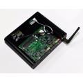 Мультимедиа 4к ПК barebone Безвентиляторный мини-ПК HTPC по HDMI ДП ПК nuc с Core i7 и 7500u