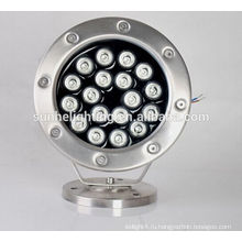 IP68 High Power LED Подводный бассейн огни AC 12V AC / DC24V Stainess стальное освещение бассейна бассейн