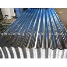 Tôle d'acier galvanisée concurrentielle pour les matériaux de construction