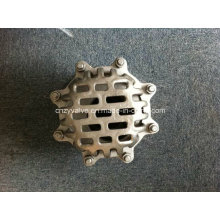 Válvula de pie giratoria API Clase 150 CF8m
