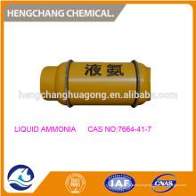 Preço do gás de amônia NH3
