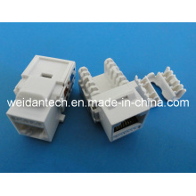 90 Degree CAT6 UTP Keystone Jack (WD6B-010)