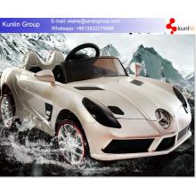 Mercedes 6V Kinder Elektro-Aufsitzwagen mit MP3 und Fernbedienung