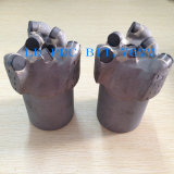 56, 65, 76mm PDC Sintered Bit with Flat Head