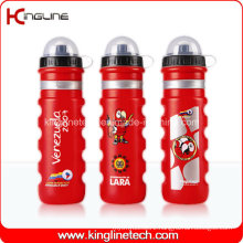 Plastic Sport Water Bottle, Plastic Sport Bottle, 750ml Sports Bottle (KL-6718)