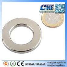 Magnet Ringe Magnet Industrial Nickel Coated Magnets