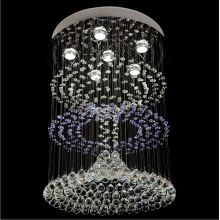 modern decoration chandeliers ceiling crystal light