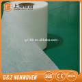 биоразлагаемые гидрофильный полипропилен закрученная скрепленная Non сплетенная ткань салфетки