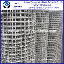 China best sales High tensile stainless steel crimped wire mesh for mining sieve screen mesh in alibaba