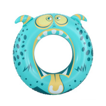 Monster swim ring adult inflatable tube