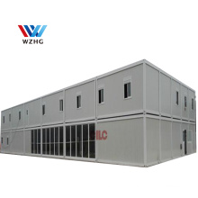 China Supplier Cheap Low Cost Price 40Ft 20Ft Living Designs Prefab Shipping Container House / Office / Homes /Building For Sale