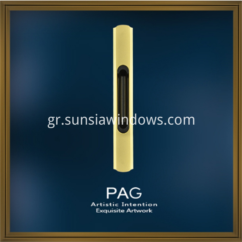 Best Price Commercial Door and Window Bright Colors Pull Handle
