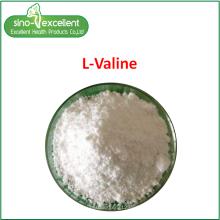 L-Валин аминокислоты мелкий порошок