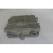 Motor terminal block cover