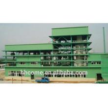 Máquina de fábrica de óleo de palmiste certificada de alta qualidade