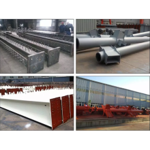 Standard Structural steel  welded