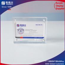 Customized Printed Super Quality Stylish Acrylic Magnet Photo Frame