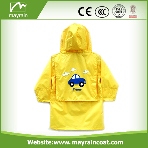 Wholesale PVC Kid' S Jacket