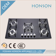 Hot Selling Tempered Glass Gas Hob Hg5901