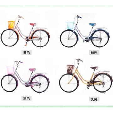 Bicicleta modelo clássico feminino / bicicleta urbana para venda