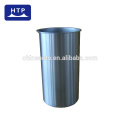 Hot sale diesel engine spare parts Cylinder liner price for isuzu 4JA1