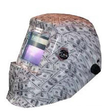 Hot Sale PP Professional Welding Safety Protective Face Helmet/Mask