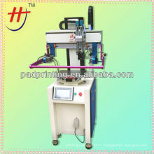 HS-260PME Machine à sérigraphie électrique semi-automatique pour bouteilles
