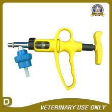 Непрерывный инжектор для ветеринарии 5 мл (тип B)