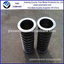 alibaba china manufacturer Stainless steel 304 Continuous SLot Wedge Wire screen for drilling equipment