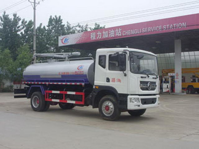 Dongfeng Duolika 8-10CBM Lori Suction Fecal