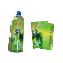 Custom Dishwashing Liquid Shrink Sleeve Labels