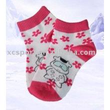 Уютные модные милые весенние детские носки
