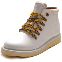 Hot Selling factory price good quality  Fashion cowhide water resistant Safety Shoes boots