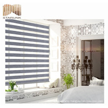 office curtains custom printed vertical roller blind fabric