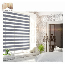 as cortinas do escritório imprimiram a tela cega de rolo vertical impressa costume