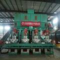 Máquina de moinho de pelotas de bagaço de molde vertical