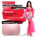 weight loss vibration belt machine ceragem slim belt electric fat burning massage belt