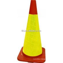 PVC reflective cone