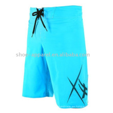 Nuevos hombres del diseño board shorts natación shorts